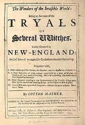 Salem witch trials - Wikipedia, the free encyclopedia