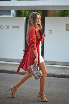 LOVE FOR RED | Mi aventura con la moda