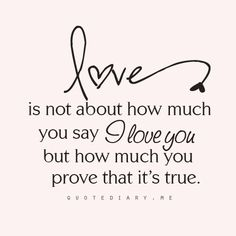 .Love quote