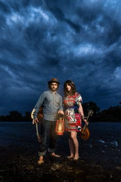 Album Premiere: Misner and Smith, Seven Hour Storm - American Songwriter