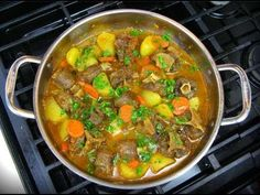 The Ultimate Oxtail Stew recipe. http://www.thecaribs.com/food/tasteofthecaribbean-the-ultimate-oxtail-stew/