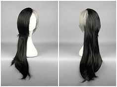 COSPLAZA Mask Maker Grey Black Long Curly Anime Cosplay Wigs * To view further for this item, visit the image link. (This is an affiliate link) Braids Wig, Twist Braids, Hair Care Routine, Hair Care Tips, Cosplay Wigs, Anime Cosplay, Kinky Straight Wig, Headband Wigs, U Part Wig