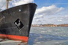 SMHI tillgängliggör data om havsis | SMHI