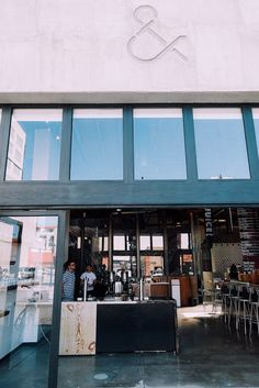 let's wander san diego// little italy// coffee and tea collective