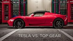Tesla sues BBC for libel over rigged Top Gear test - Autoblog