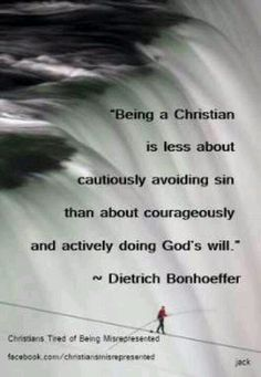 Christianity is