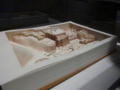 Ben Crowd- Solar Topographies (museum of art & design NY)