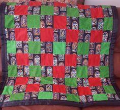 Legend of Zelda toddler quilt