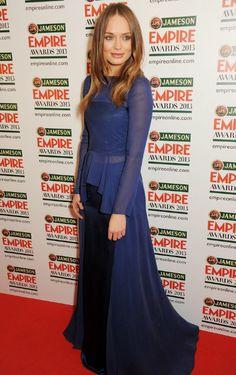 Actress Laura Haddock