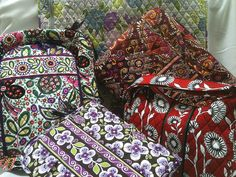 Sale! Sale! Sale! 5 awesome Vera Bradley patterns on sale!!!