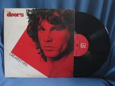 Vintage The Doors Greatest Hits Vinyl LP Record by sweetleafvinyl, $7.99