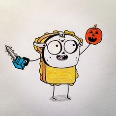 Todays doodle is also apart of the sale! Get the Jason Grilled Cheese doodle in my store. chloedonile.com