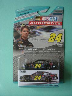 1/64  JEFF GORDON #24 PEPSI MAX NASCAR AUTHENTICS