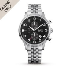 79693622ce Mens Watches - Hugo Boss Chronograph Gents Watch - 1512446 Gents Watches,  Sport Watches,
