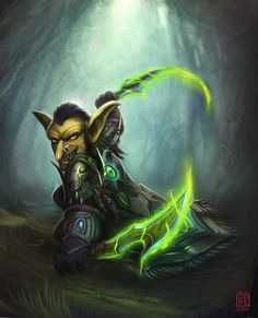 Let's share our favorite Warcraft fan-art! - Page 256 - Scrolls of Lore Forums