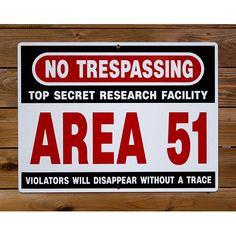 【楽天市場】【送料無料】トラフィックサイン AREA51 TOP SECRET (エリア51 トップシークレット) アメリカの道路標識 【P06May16】:アメリカン雑貨COLOUR