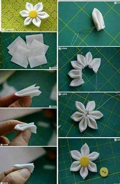 Embroidery Silk Ribbon Training ribbon embroidery sewing ribbon flowers salvabrani – artofit – Artofit Wonderful Ribbon Embroidery Flowers by Hand Ideas. Enchanting Ribbon Embroidery Flowers by Hand Ideas. Ribbon Art, Diy Ribbon, Fabric Ribbon, Ribbon Crafts, Flower Crafts, Ribbon Embroidery Tutorial, Silk Ribbon Embroidery, Embroidery Designs, Embroidery Kits