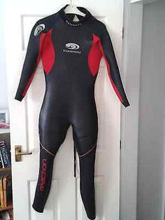 Men's #blueseventy reaction #triathlon wetsuit #medium tall (mt) - red and black,  View more on the LINK: http://www.zeppy.io/product/gb/2/191945309192/