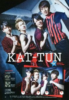 KAT-TUN Japanese Men, Korean Drama, Boy Bands, Famous People, Fangirl, Idol, Track, Stay Gold, Singers