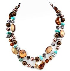 Shell Strand Necklace