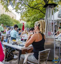 Always a lot to enjoy and do at the West Village. West Village Dallas in Uptown Dallas More photos available at: #WestVillageDallas