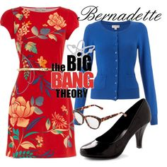 Bernadette, The Big Bang Theory, #tbbt  Hahahahaha