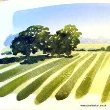 Image result for easy watercolours