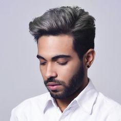 New Look/Silver Platinum Hair #silver #platinum #platino #grayhairmovement…