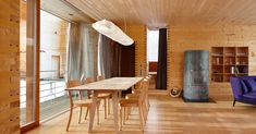 What is Industrial Design — archatlas: Leis Vacation Home Peter Zumthor Image. Peter Zumthor, Small House Swoon, Wooden House Design, Wooden Houses, Timber House, Cabin Homes, Cabins In The Woods, Renting A House, Scandinavian