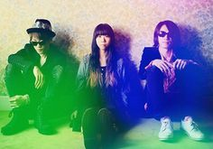 Ling Tosite Sigure || These guys are AWESOME. Their songs are used in Tokyo Ghoul and Psycho Pass!
