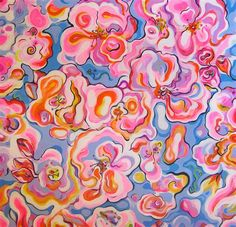 Coco likes the flowers and the whole picture Natasha Tayles,  Ugallery