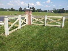 design idea for fence - Home and Garden Design Idea's
