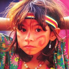 Native Venezuelan beauty - Wayuu girl