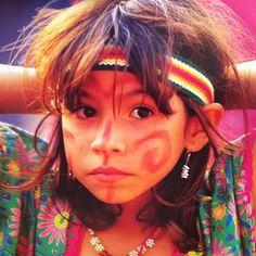 Native Venezuelan beauty - Wayuu girl