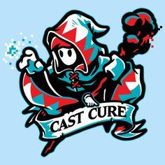 Cast Cure