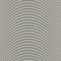 Aspect (110073) - Harlequin Wallpapers -geometric design. showing in band metallic silver curved stripetrue colour match.