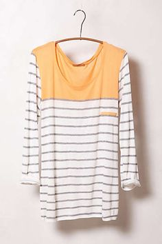 Anthropologie - Pop Pocket Pullover