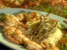 Grilled Citrus and Herb Extra-Jumbo Shrimp in Their Shells Recipe : Emeril Lagasse : Food Network - FoodNetwork.com