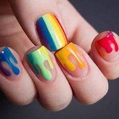 love,perfect,lovely,colors,summer,nail polish