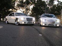 Chrysler 300 Wedding Cars