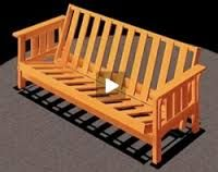 How To Make A Fold Out Sofa Futon Bed Frame에 대한 이미지 검색결과