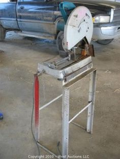 cut off saw stand - Google Search