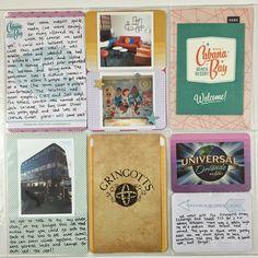 Mrs Crafty Adams: Project Life - Studio Calico Far Far Away PL kit