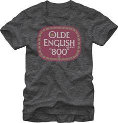 OLDE ENGLISH: OLD E