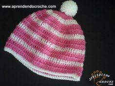 Easy to Crochet Baby Hoodie Sweater - Video 1 - Yolanda Soto Lopez Bonnet Crochet, Crochet Baby, Christmas Knitting Patterns, Crochet Patterns, Crochet Videos, Kids Hats, Baby Hats, Sweater Hoodie, Baby Knitting