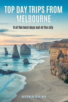 Melbourne Day Trips - Australia Your Way Melbourne Australia, Australia Travel, Melbourne Street, Stay Overnight, Travel Expert, Melbourne Victoria, Tour Operator, Group Tours, Day Tours