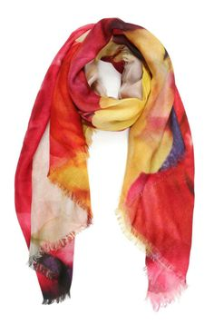 Nicole Miller  Rose Me Up Scarf