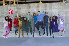 The Community Team by Pinterest HQ, via Flickr