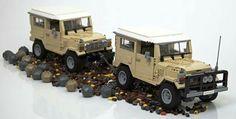FJ40 Lego