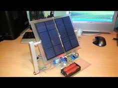 Arduino Solar Tracker - YouTube